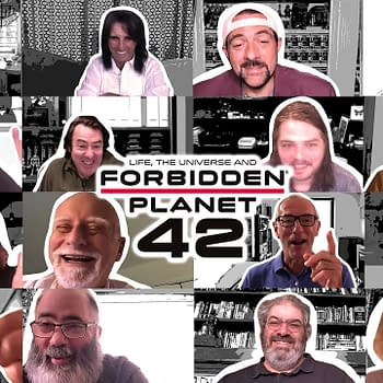 15 Hours Of Celebrity Interviews For Forbidden Planets 42nd Birthday
