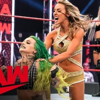 The Riott Squad vs. The IIconics: Raw, Aug. 3, 2020