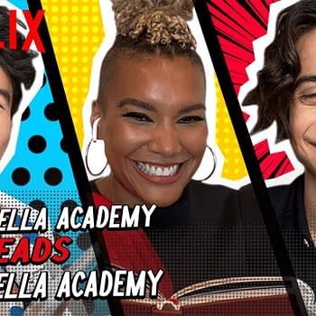 The Umbrella Academy Cast Offer Readings from the Graphic Novel