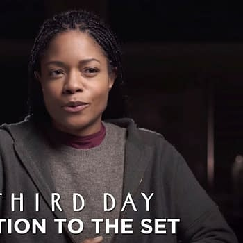 The Third Day: Naomie Harris Jude Law Discuss HBO Thriller Series