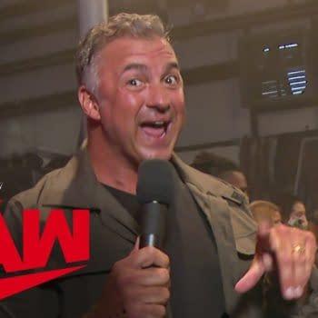 Shane McMahon introduces Raw Underground: Raw, Aug. 3, 2020 (Image: WWE)