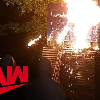 Hoodie-Clad Protestors Who Burned WWE Generator Called Retribution