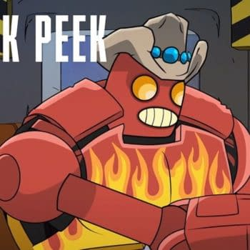 Dallas & Robo | John Cena & Kat Dennings | Sneak Peek 1 | Premieres August 8 At Midnight-ish | SYFY