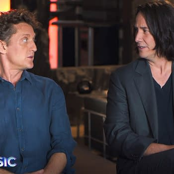 Bill &#038 Ted Face the Music Featurette on Fathers Daughters New Date