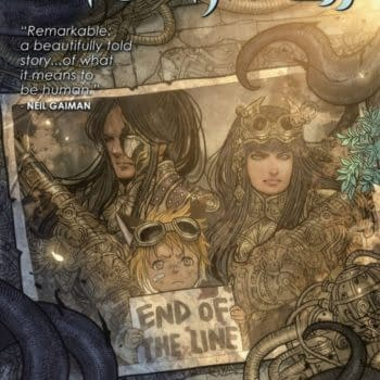 Monstress Vol 5, Highest-Ordered Yet- Will Cute Cats Take It Further?