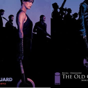 In One Month Netflix Tripled The Old Guard Lifetime Comic Book Sales