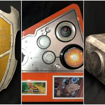 Are You Worthy of Mjolnir Multiple Items from Thor Up for Auction