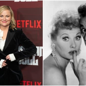 Amy Poehler Directing Documentary On Lucille Ball And Desi Arnaz