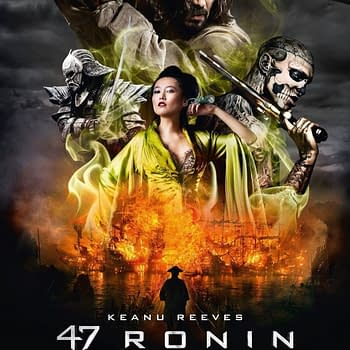 47 Ronin Sequel Announced – WHY Mulan Actor Ron Yuan to Direct