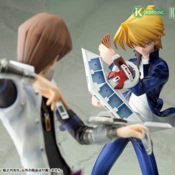 Yu-Gi-Oh Joey Wheeler and Yami Marik Return with Kotobukiya