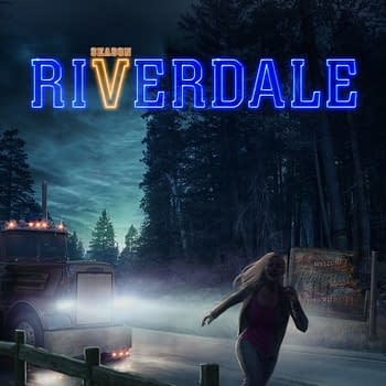 New key art for Riverdale season 5 (Image: The CW)