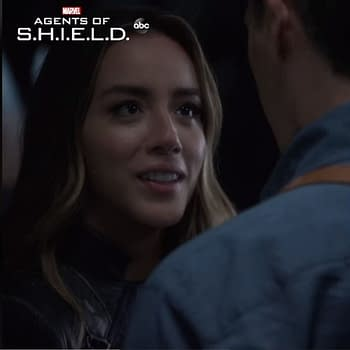 Agents of S.H.I.E.L.D. Finale Preview: Daisy &#038 Sousa Share a Moment
