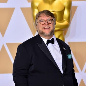 Guillermo del Toro at the 90th Academy Awards Awards at the Dolby Theartre, Hollywood. Editorial credit: Featureflash Photo Agency / Shutterstock.com