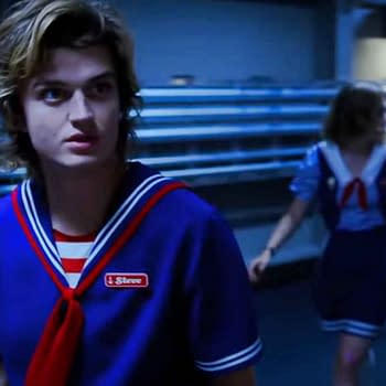 Stranger Things 4: Joe Keery Offers Thoughts on Delay Goes Hyperbolic