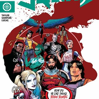 Suicide Squad #8 Review: Delivers On Characterization And Action