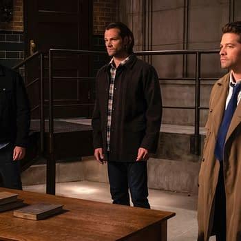 Supernatural Finale: Jared Padalecki Jensen Ackles Signal The End