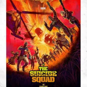 Check Out The Suicide Squad DC FanDome Poster