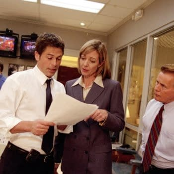 The West Wing (Image: NBCUniversal)
