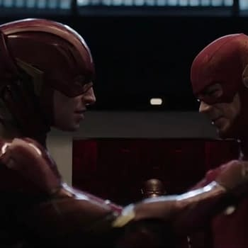 The Flash Crisis Crossover Start of Carefully Crafted DC Multiverse