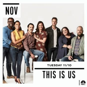 This Is Us returns in November (Image: NBCU)