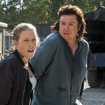 The Walking Dead: So About That Eugene Sex Scene That Almost Happened