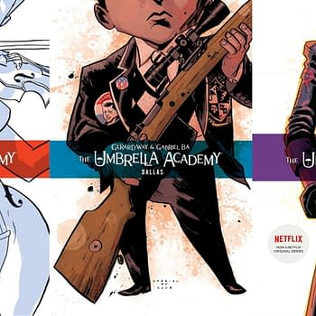 Umbrella Academy Comics Top Amazon Charts As Netflix Season 2 Drops