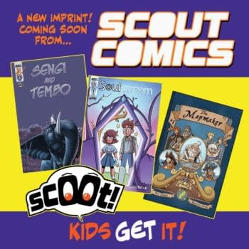 Stabbity Bunny's Richard Rivera Will Lead Scout's Scoo! Imprint. Credit: Scout