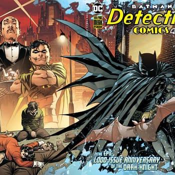 The Next Batman Event Begins In Detective Comics #1027