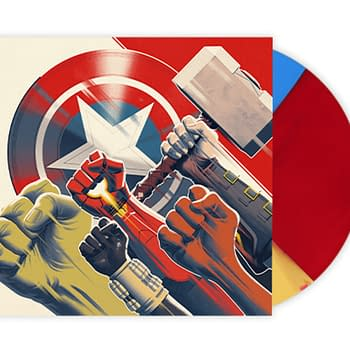 Mondo Music Release Of The Week: The Avengers Game