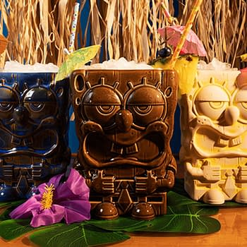 Mondo Has Some Epic Spongebob Squarepants Tiki Mugs Up For Order