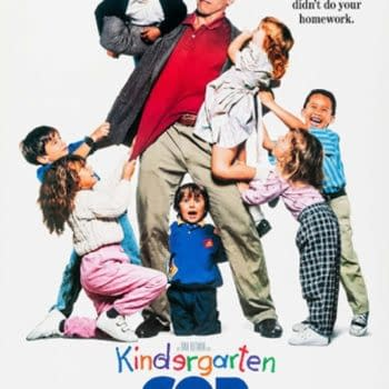 Kindergarten Cop Screening Pulled For Romanticizing Over-Policing