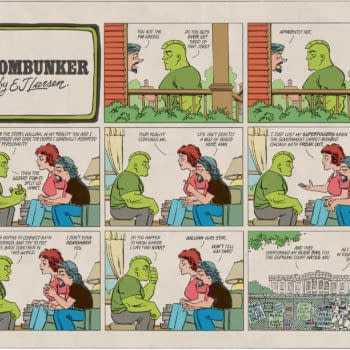 Dick Tracy to Doonesbury, Savage Dragon #252 Homages Cartoon Strips