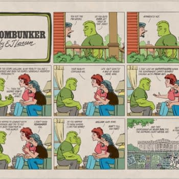 Dick Tracy to Doonesbury Savage Dragon #252 Homages Cartoon Strips