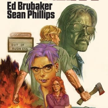 Ed Brubaker and Sean Phillips Reckless Is Not A Trilogy