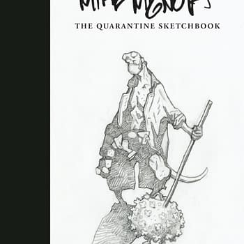 Dark Horse Publishes Mike Mignola: The Quarantine Sketchbook