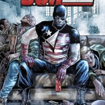 Christopher Priest Writes U.S.Agent for Marvel as a Morality Play