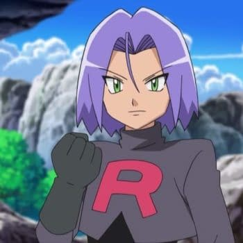 Pokemon Masters EX Adds Team Rocket's James & Weezing