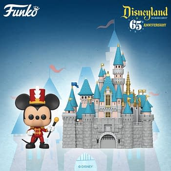Funko Celebrates Disneyland Resort 65th Anniversary with Pops