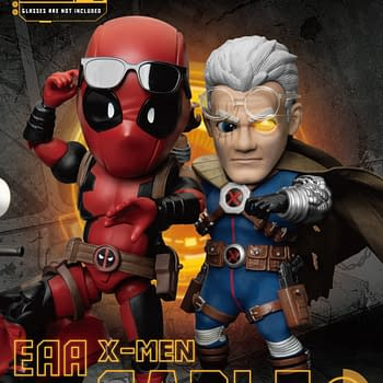 Cable is Back from the Future with New EAA from Beast Kingdom