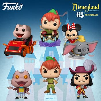 Funko Announces Wave 2 of Disneyland 65th Anniversary Pops