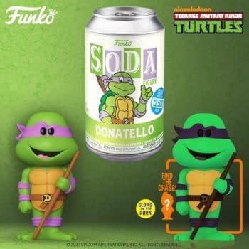 New Funko Soda Reveals - TMNT, Superman, Bob Ross and More.