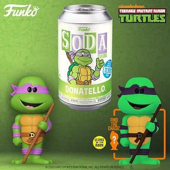 New Funko Soda Reveals &#8211 TMNT Superman Bob Ross and More.