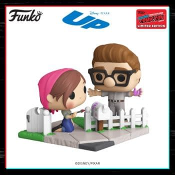 Funko NYCC 2020 Reveals - Disney's Up, Ad Icons, and Harry Potter