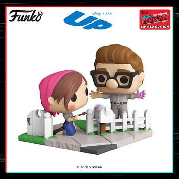 Funko NYCC 2020 Reveals &#8211 Disneys Up Ad Icons and Harry Potter