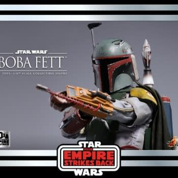 Star Wars Boba Fett Has a New Target with Hot Toys