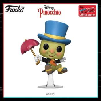 Funko NYCC 2020 Reveals - Disney's Pinocchio and Lilo & Stitch