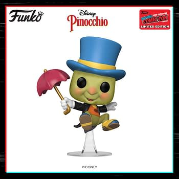 Funko NYCC 2020 Reveals &#8211 Disneys Pinocchio and Lilo &#038 Stitch