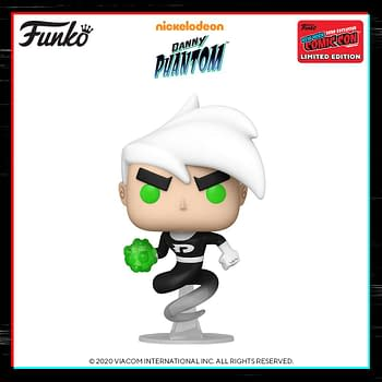 Funko New York Comic Con Reveals &#8211 Danny Phantom and McDonalds