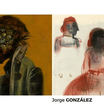 Dave McKean and Jorge González Announce Collaboration Tomorrow