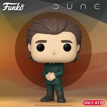 Dune (2020) Getting Their Own Wave of Funko Pop Vinyls
